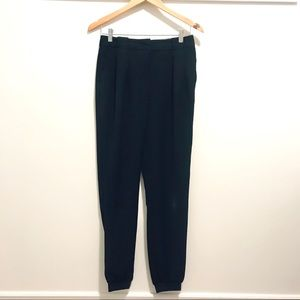 TOMMY HILFIGER Navy Cuffed Trousers